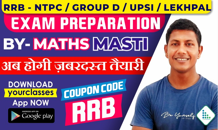 Yourclasses: Maths Masti